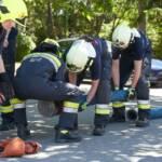 Erfolgreicher Abschluss der Grundausbildung für 14 Feuerwehrmänner und eine Feuerwehrfrau