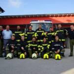 Inspizierung und Branddienstleistungsprüfung in Mogersdorf