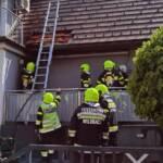 Wohnhausbrand in Wildbach verhindert