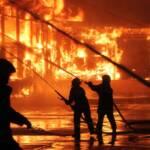 Großbrand in Wernersdorf fordert 276 Feuerwehrleute