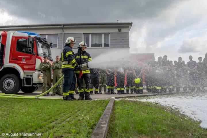 Feuerwehr-Grundlehrgänge