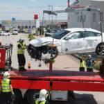 Verkehrsunfall fordert vier Verletze