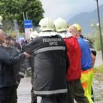 Katastrophenszenario im Bezirk