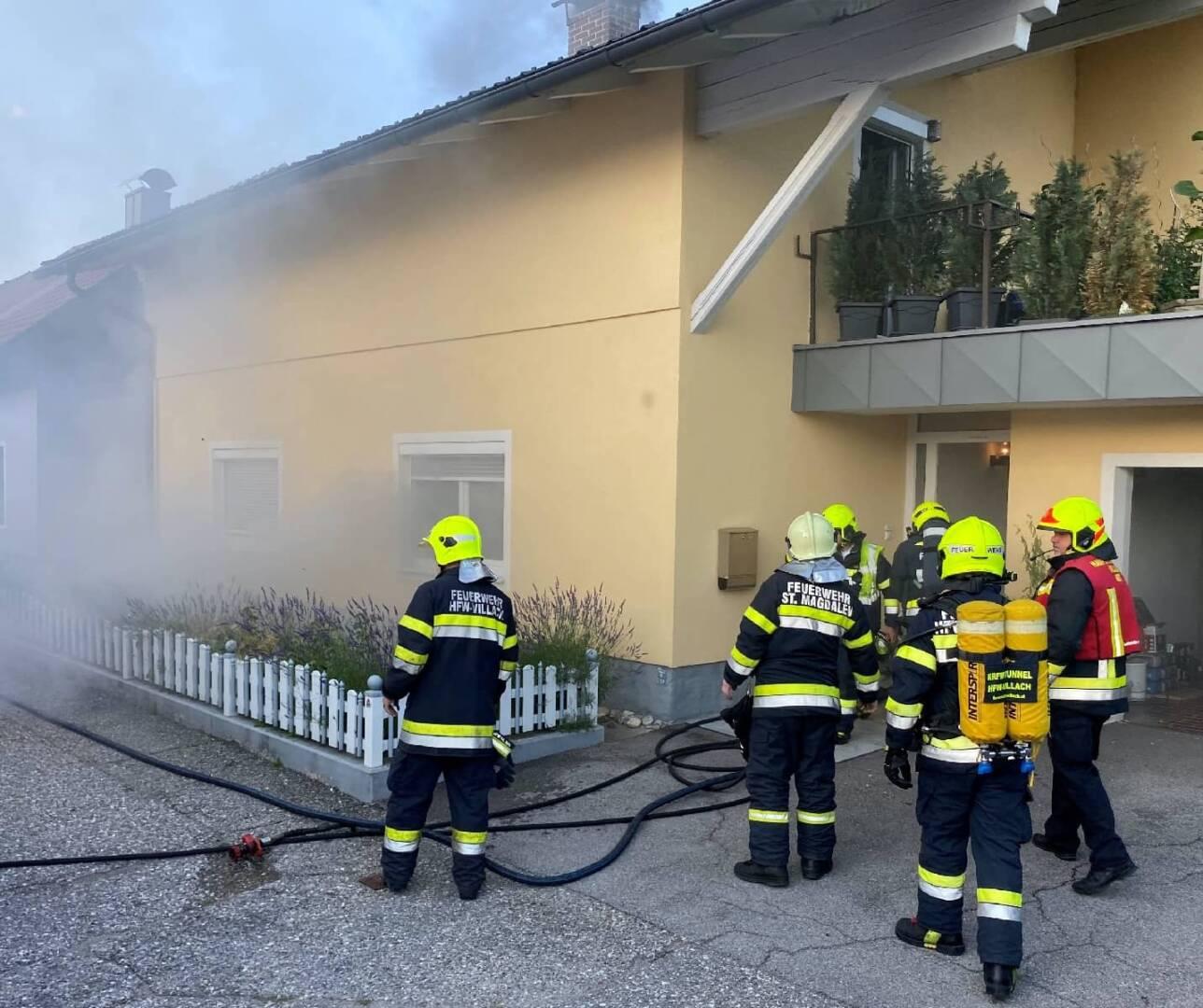 Zwei Küchenbrände fast zeitgleich
