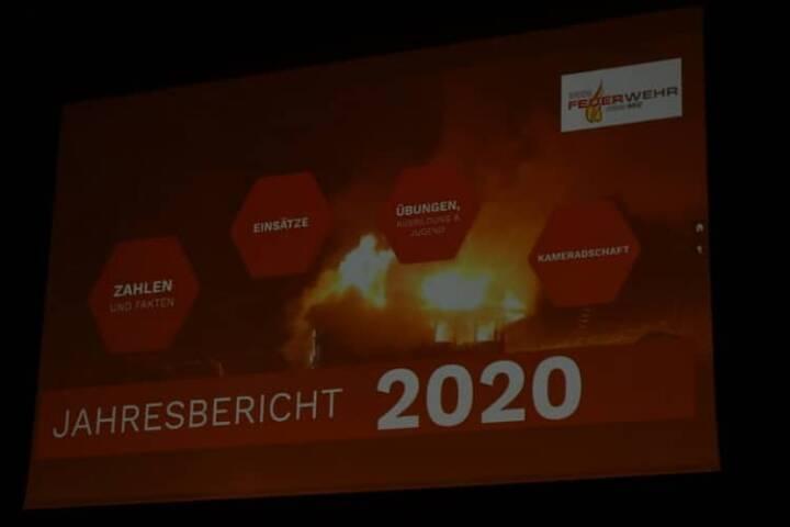 1.Bereichsfeuerwehrtag 2021 des Bereichsfeuerwehrverbandes Weiz als Präsenzveranstaltung