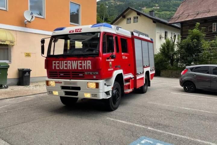70 Freiwillige Feuerwehrmitglieder nach mutwilliger Alarmauslösung im Einsatz