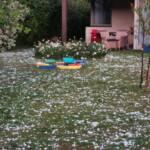 Hagelunwetter in Rossatz