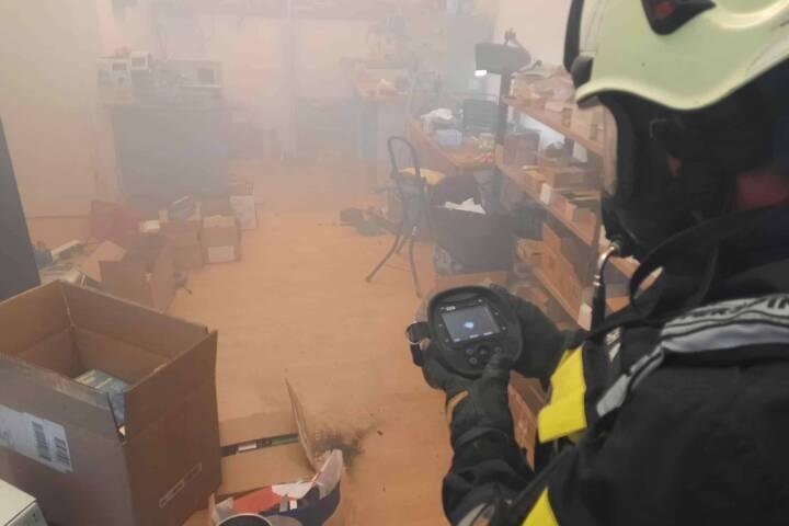 Akku in Bad Gams explodiert
