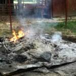 Brandverdacht im Grillrestaurant