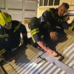 Maschinenunfälle: Spezialseminar für Wiener Neudorfer Feuerwehr